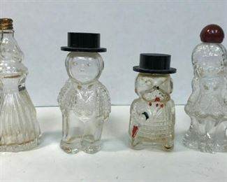 https://www.ebay.com/itm/124351405662	WL159 LOT OF 4 CHARACTER VINTAGE PERFUME BOTTLES		 Buy-it-Now 	 $40.00