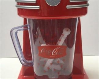 https://www.ebay.com/itm/124367473025	WL163 COCA COLA SHAVED ICE MACHINE VINTAGE STYLE, UNTESTED		 Buy-it-Now 	 $20.00