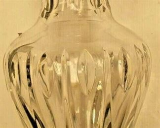 https://www.ebay.com/itm/114328974506	WL3066 6 INCH HIGH USED VINTAGE MARQUIS BY WATERFORD CRYSTAL VASE 		 Buy-it-Now 	 $20.00