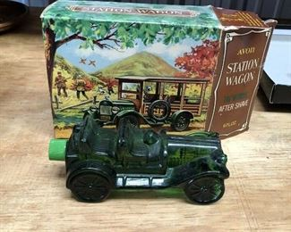 https://www.ebay.com/itm/124290844888	WL7069A: Avon Station Wagon After Shave w/ Box 6FL Size Local Pickup		 Buy-it-Now 	 $20.00
