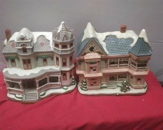 https://www.ebay.com/itm/124474294777	GN3122 LOT OF TWO VINTAGE CERAMIC NUMBERED FELTON COLONIAL VILLAGE BUILDINGS		 Buy-it-Now 	 $55.00