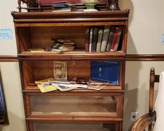 Glode-Macey Barrister 4 stack Bookcase