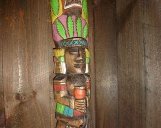 Tiki figurine