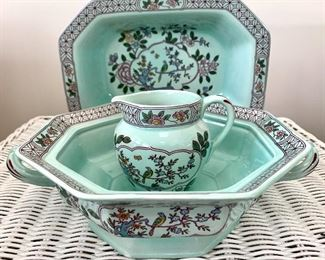 Singapore Bird. Beautiful china set! Place settings for 12 plus serving/pitchers and more. $1000.