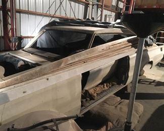 Classic Charger proj vehicle