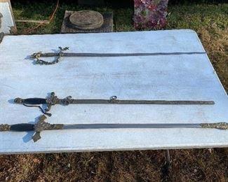 Fraternal Swords