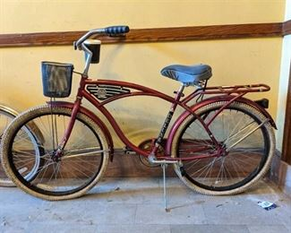 Huffy Deluxe Adult Bicycle