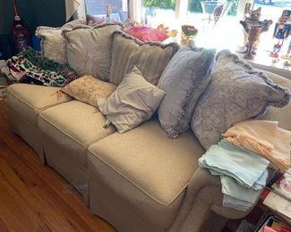 Lovely sofas  3seat $225