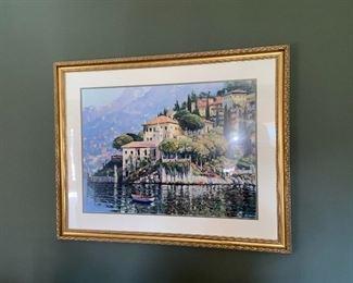 Framed Behrens $150