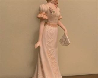 Homeo Master Piece Porcelain Victorian Figurine