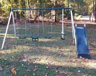 Swing Set by Flexible Flyer