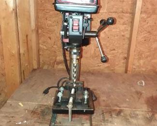 Tradesman 8in 5 Speed Drill Press