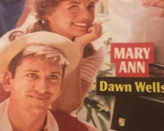 We have several items from the home of Dawn Wells! We have an Eastlake turn-of-the Century bedroom set, signed script, and other personal items from Dawn... All highly collectable!