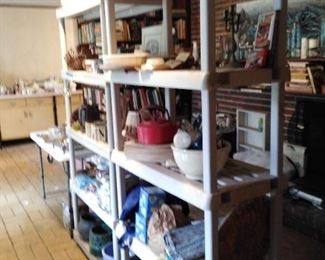 Pots, Pans, Kitchen Items, Decorative Accessories