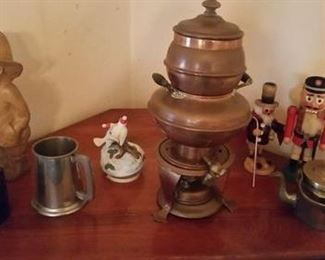 Figurines and collectibles
