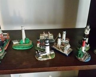Lighthouse collectibles
