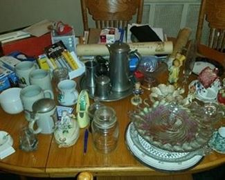 Steines / serving ware / assorted  tea cups /mugs