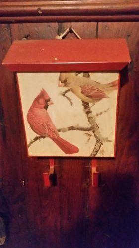 Decorative mailbox