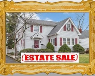 In the Saint Nick-O-Time ~ Estate Sale ~ Bergenfield, NJ