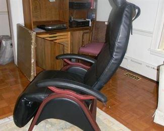 new GRAVITY recliner/ hammock ( moved it inside)