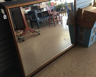 lots of every style mirror