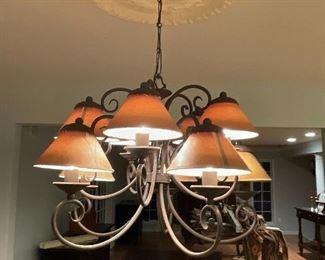 Light Fixture $225