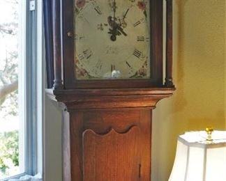 Antique British clock