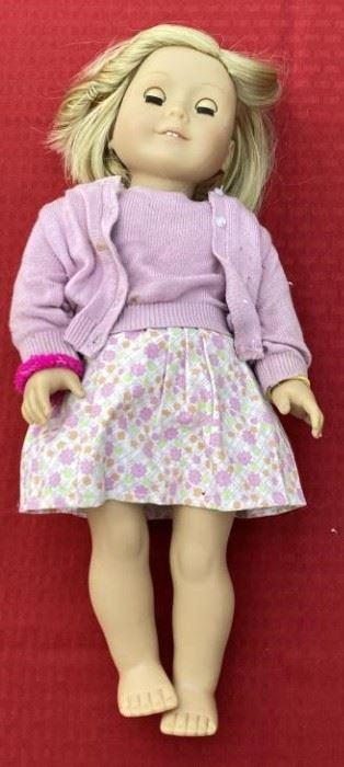 Vintage America Girl Doll