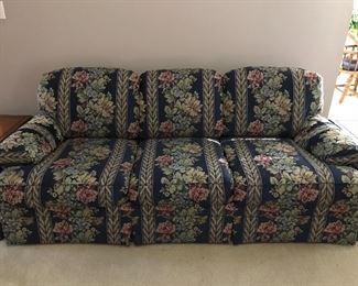 Nice Upholstered Sofa