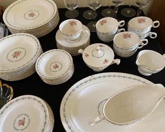 Mount Vernon Hall china
