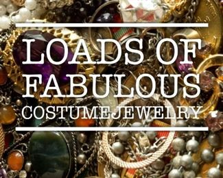 YES...We Have Loads Of Costume Jewelry!...