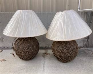 2 Henry Link Lamps
