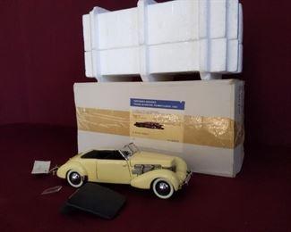 1937 Cord 812 Pheaton Coupe