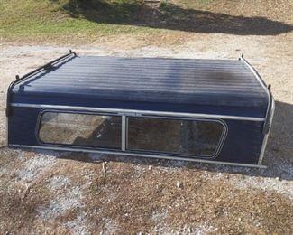 Aluminum Truck Bed Topper