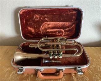 Vintage Cornet