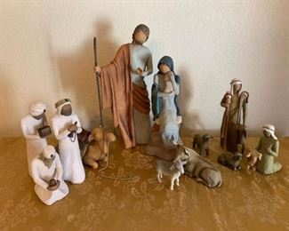 Willow Tree Nativity
