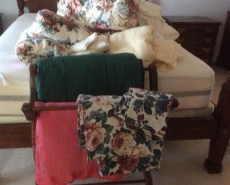 Ethan Allen Bedspread Set