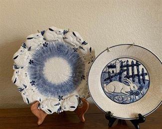 Vintage Dedham Pottery
