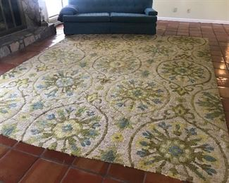 Great floral rug