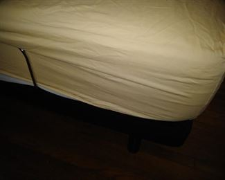 Adjustible mattress - almost new