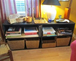 Art Books..Baskets