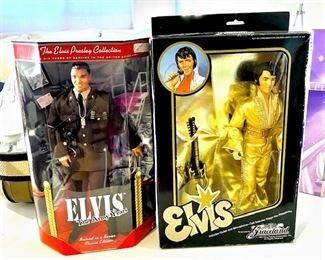 Elvis Dolls