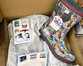 Brand New Womens Bobs Boots-Size 9