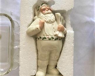 Lenox Santa