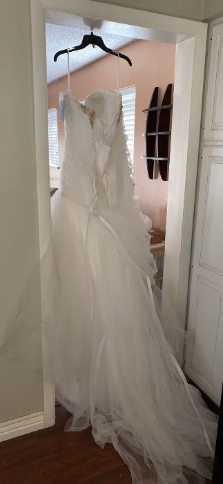 Disney Fairytale Wedding Dress Belle