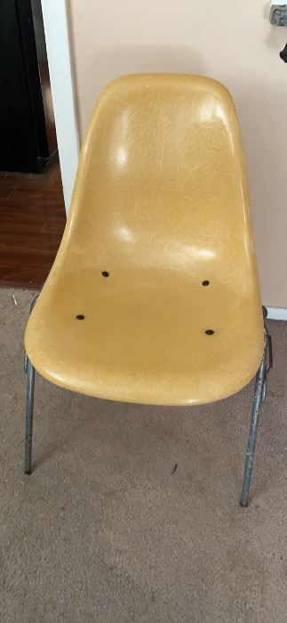 Herman Miller Vintage School Chair