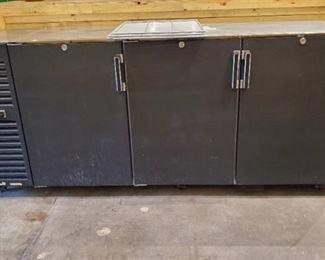 2017 Krowne BS84L-BNB-LLR Cooler