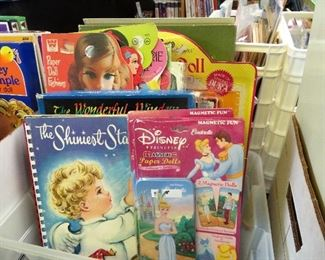 FANTASTIC SELECTION OF BOOKS NOW IS THE TIME TO READ TO THOSE BABIES, EVEN IF OVER THE PHONE