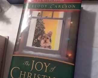 Books with Christmas theme