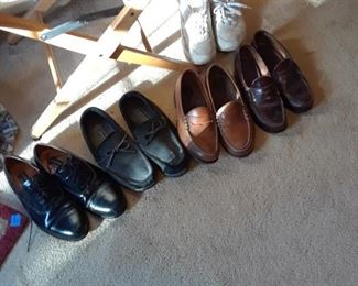 Men's shoes, dress and casual